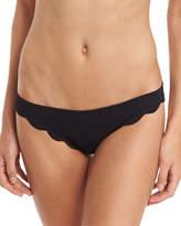 Marysia Swim Broadway Scalloped Swim Bikini Bottom