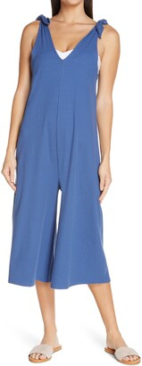 Chelsea28 Rib Cover Up Jumpsuit