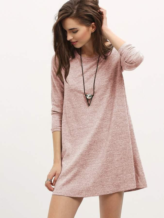 80ed90f5277cb Pink Shirt Day Dresses - ShopStyle