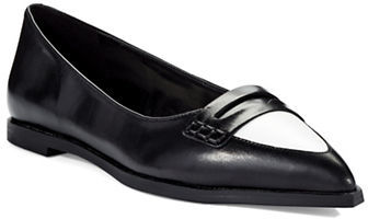 Nine West Hollis Pointed Toe Loafers