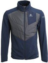 Salomon Park Sports Jacket Big Bluex/asphalt