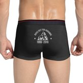 OwnMaple Men's Dicks Out For Harambe YouTube Breathable Boxers Brief Boxers Underwear M