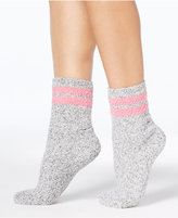 Charter Club Women's Varsity Stripe Supersoft Butter Socks, Created for Macy's