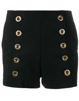 Chloé military shorts