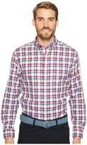 Vineyard Vines French Quarter Plaid Classic Murray Shirt