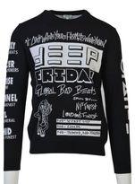 Kenzo Flyers Print Sweater