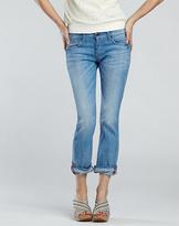 Lucky Brand Sienna Crop Jeans