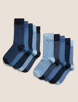 Marks and Spencer 10 Pack Cool & Fresh Socks