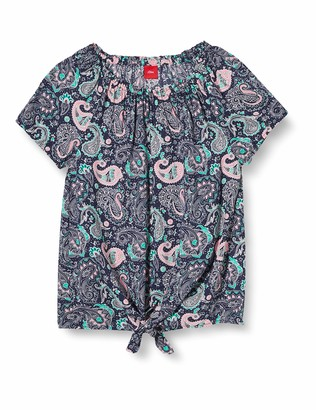 s.Oliver Junior Girl's Bluse Kurzarm Blouse