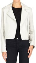 J Brand Aiah Leather Jacket