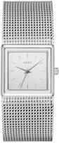 DKNY Women's 25mm Steel Bracelet & Case Quartz -Tone Dial Watch Ny2562