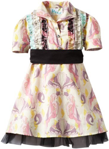 Moxie & Mabel Girls 2-6X Jane Dress