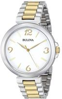 Bulova Classic Collection 98L194 Women's Stainless Steel Watch