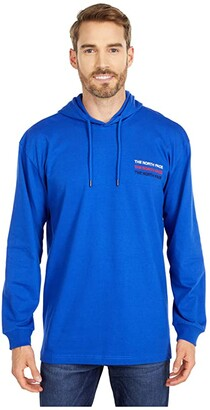 The North Face Freedom Pullover Hoodie (TNF Blue) Men's Clothing