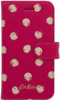 Cath Kidston Mini Smudge Spot Iphone 6 Case With Card Holder