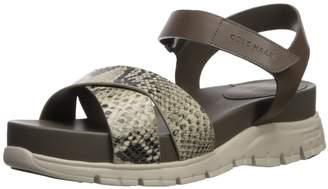 Cole Haan Women's Zerogrand Sandal II Flat