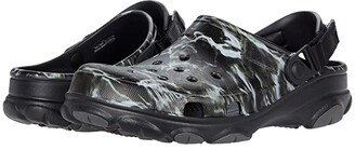 Crocs Classic All Terrain Mossy Oak Clog (Black) Shoes