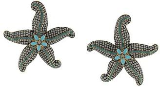 BEGÜM KHAN Sea Star earrings