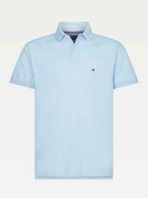 Tommy Hilfiger Two-Button Placket Regular Fit Polo