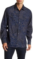 James Campbell Alamosa Long Sleeve Woven Shirt