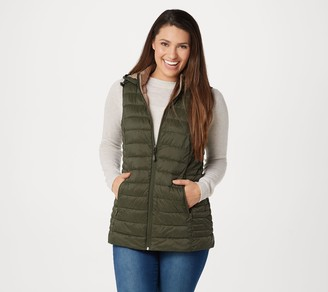 Arctic Expedition Vest with Removable Hood