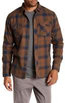 Tavik Vincent Plaid Trim Fit Shirt