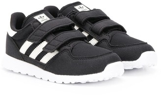 Adidas Originals Kids Touch-Strap Sneakers