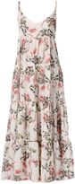 Rose' A Pois Long dresses