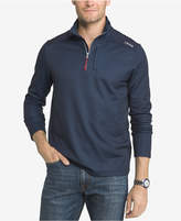 Izod Men's Move It Quarter Zip Performance Pullover