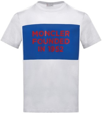 Moncler Founded In 1952 T-Shirt