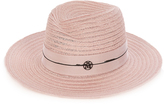 Maison Michel Virginie hemp-straw hat