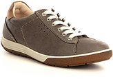 Ecco Chase II Leather Lace-Up Sneakers