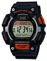 Casio Men's Extra Large Solar Runner Watch - Black