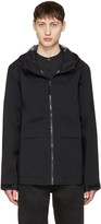 Isaora Black 3l Service Shell Jacket