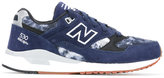 New Balance 530 'Encap' logo trainers - women - Cotton/Leather/Polyester/rubber - 6