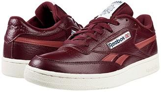 Reebok Club C Revenge MU (Maroon/Rose) Men's Shoes