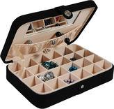 Mele Maria Fabric Jewelry Box