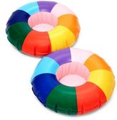 ban.do Multicolored Drink Floaties/Set of 2