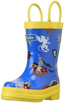 Hatley Medieval Knights Rain Boot (Inf/Yth) - Blue - 6 Toddler