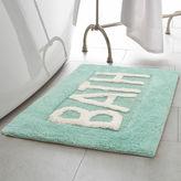 Jean Pierre Creative Home Word Cotton 21x34 Bath Rug