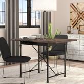 Cristal Drop Leaf Dining Table Trent Austin Design