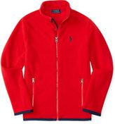 Ralph Lauren Boys' Full-Zip Fleece Jacket