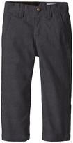 Volcom Frickin Modern Stretch Chino Pants (Toddler/Little Kids)