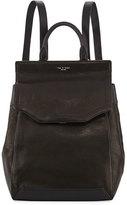 Rag & Bone Pilot II Leather Backpack, Black