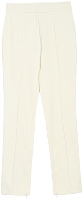 Joan Vass Seamed Ankle Pant