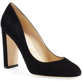 Jimmy Choo Laria Almond Toe Pump