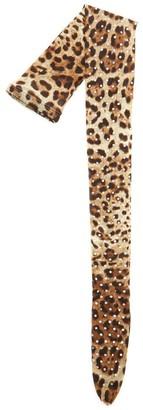 Dolce & Gabbana Animal Print Tights