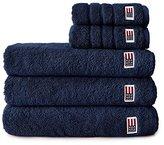 Lexington Original Hand Towel, Combed Cotton, Navy