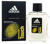 adidas Intense Touch Eau De Toilette Spray for Men, 3.4 Ounce