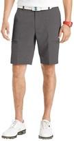 Izod Herringbone Cargo Golf Shorts (For Men)